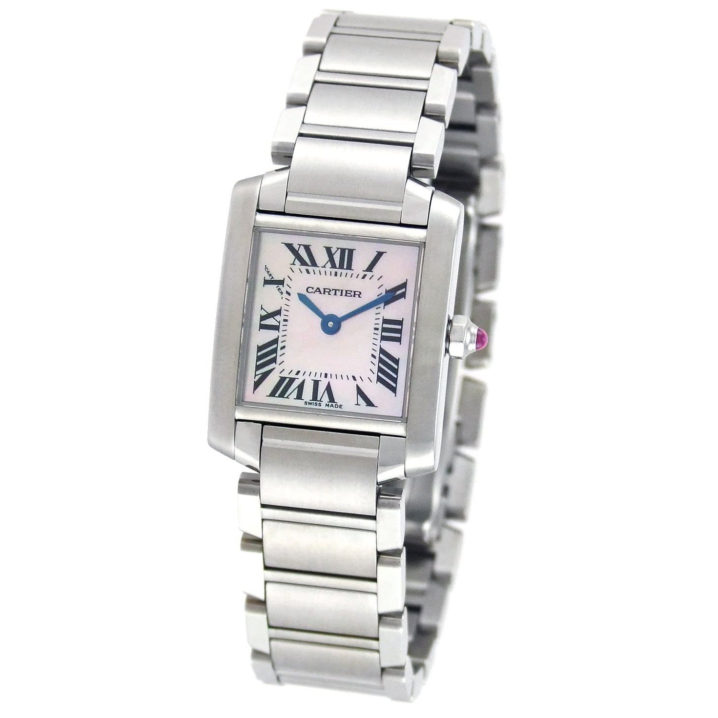 Cartier Tank Francaise Women's Watch | Overstock.com